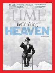 Time Magazine - rethinking heaven