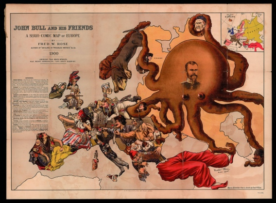 Octopus Map