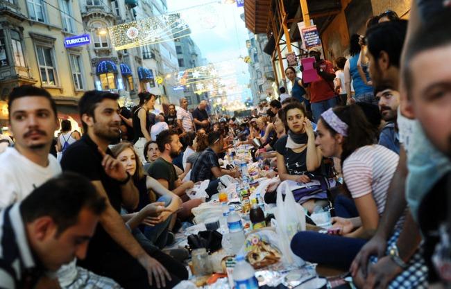 Turkey Ramadan 2013
